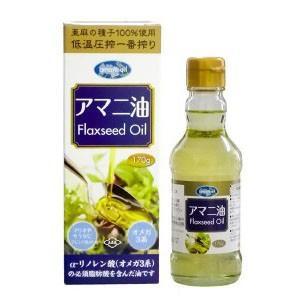 朝日 アマニ油 170g 1ケース(12本入) 代引き不可|shoptakumi