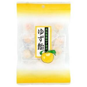 旭フレッシュ ゆず飴 90g×12P 代引き不可|shoptakumi