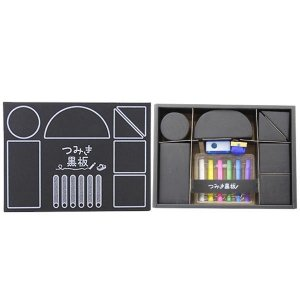 日本理化学 つみき黒板セット T-1 shoptakumi