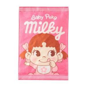 ベビーおもちゃ 赤ちゃんが泣きやむ! BabyPeko ベビーペコちゃん カサカサ ミルキー袋 BPR-005|shoptakumi