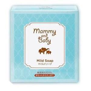 Mammy&baby マイルドソープ 80g shoptakumi