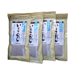 山吉國澤百馬商店 鰹節屋のいりこだし(8g×10包入)×4袋 化粧箱入り 代引き不可 shoptakumi