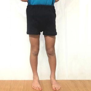 日本製 子供用おねしょパンツ(ボクサーパンツタイプ) 男の子用 ブラック 120cm|shoptakumi