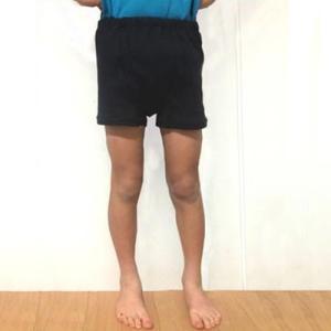 日本製 子供用おねしょパンツ(ボクサーパンツタイプ) 男の子用 ブラック 160cm|shoptakumi