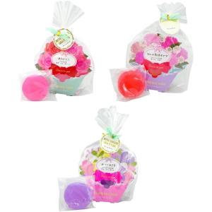 ビューティーワールド BWフローレンスの香り石けん 花束パッケージ 6個セット shoptakumi