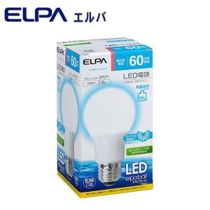 ELPA(エルパ) LED電球 60W形相当 昼光色相当 LDA8D-G-G5015|shoptakumi