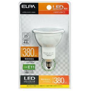 ELPA(エルパ) LED電球 ハロゲンタイプ 電球色相当 LDR5L-M-E11-G004|shoptakumi