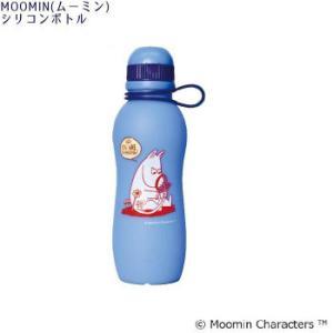MOOMIN(ムーミン) シリコンボトル 500ml|shoptakumi