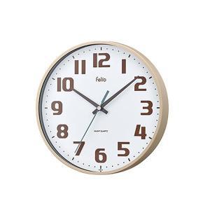 Felio(フェリオ) 壁掛け時計 チュロス アイボリー FEW182 IV-Z|shoptakumi
