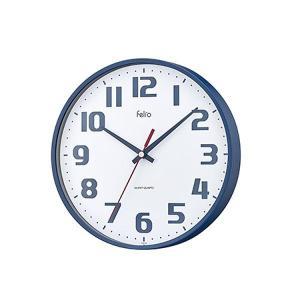 Felio(フェリオ) 壁掛け時計 チュロス ネイビーブルー FEW182 NB-Z|shoptakumi
