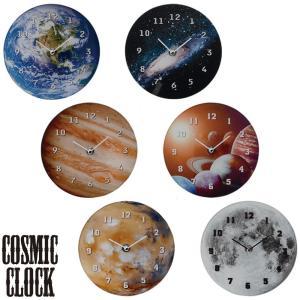 キーストーン コズミックガラス テーブルクロック|shoptakumi