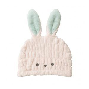 シービージャパン carari カラリ 吸水アニマルキッズキャップ ウサギ|shoptakumi