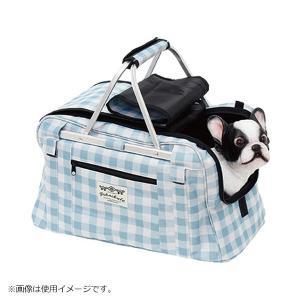 マミーフィールド ペットキャリーバッグ ギンガムチェック 4008566-01|shoptakumi