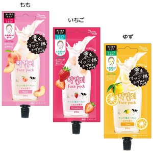 ビューティーワールド 美肌マッコリパック 6個セット|shoptakumi