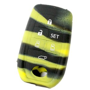 AWESOME(オーサム) シリコンスマートキーケース ウェルカムパワースライドドアタイプ タイガー ASLK-AVW014|shoptakumi