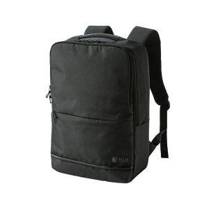 サンワサプライ カジュアルPCバックパック BAG-BP16BK|shoptakumi