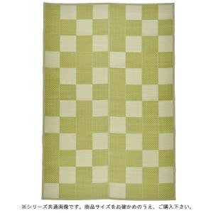 PP柄上敷 矢倉(やくら) 江戸間2帖 18911920|shoptakumi