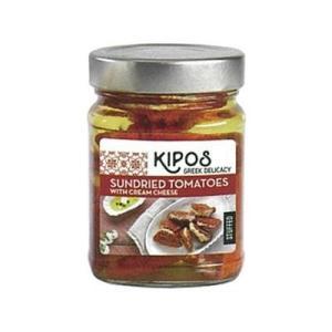 キポス サンドライトマト クリームチーズ入り 230g×6個 代引き不可|shoptakumi