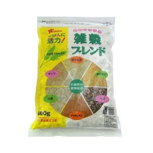 桜井食品 雑穀ブレンド 400g×24個 代引き不可|shoptakumi