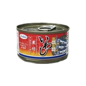 Norlake(ノルレェイク) いわし缶詰 煮付(薄口醤油使用・生姜入り) EPA・DHAパワー (日本産いわし100%使用) 150g×48缶 代引き不可|shoptakumi
