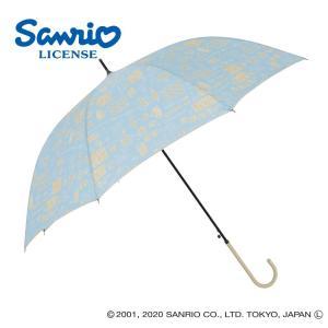 長傘 ジャンプ式 60cm サンリオ シナモロール クッキング 90505 20OPC-SR-4|shoptakumi