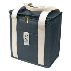 BigBee BOX型クーラーランチバッグ オーシャンネイビー shoptakumi