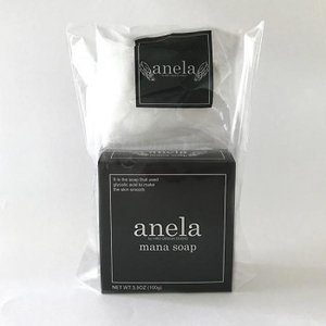 anela アネラ マナソープ(AHA7%) 100g MANA100 shoptakumi