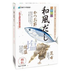 四季彩々 和風だし 6g×32袋|shoptakumi