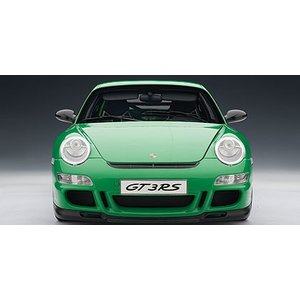 AUTOart 1/12 ポルシェ 911 (997) GT3 RS (グリーン/ブラックストライプ) 12118 shoptakumi