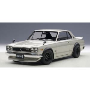 AUTOart☆1/18 日産 スカイライン GT−R   チューンドVer.   77441