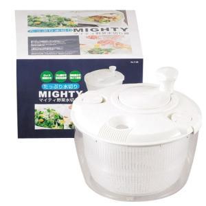 パール金属 たっぷり水切り マイティ 野菜水切り器 C-66|shoptakumi
