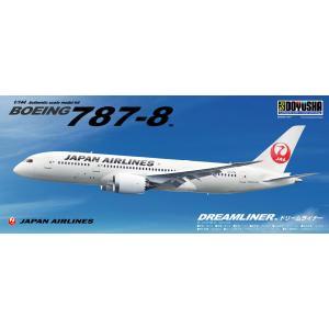 童友社●1/144 ボーイング 787-8 JAL ドリームライナー【4975406420454】 shoptakumi