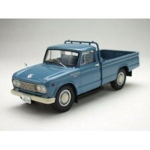 EBBRO☆1/43 43988 ニッサン ジュニア トラック 1962 ライトブルー[43988]【4526175439880】 shoptakumi