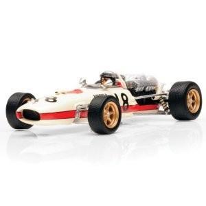 EBBRO◆1/43 Honda RA273 1966 Italy GP #18 ホワイト[44261]【4526175442613】 shoptakumi