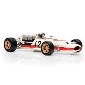 EBBRO◆1/43 Honda RA273 1966 Mexico GP No12 ホワイト[44262]【4526175442620】 shoptakumi
