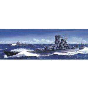 フジミ模型 1/700 超弩級戦艦 武蔵 レイテ沖海戦時 甲板デカール付き
