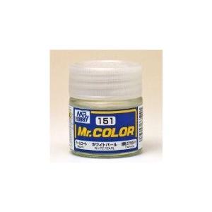 GSIクレオス☆Mr.カラー C151 ホワイトパール(パールコート用) 10ml×6本【4973028735291】 shoptakumi