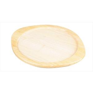 パール金属 グリルパン 用 スキレット 16-18cm 用 木台 丸型 大 HB-2730|shoptakumi
