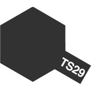 タミヤカラースプレー◇TS-29 セミグロスブラック|shoptakumi