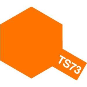 タミヤカラースプレー◇TS-73 クリヤーオレンジ|shoptakumi