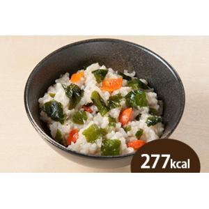 日本フードマテリアル そのまま美食ご飯シリーズ  やわらかわかめご飯 1ケース(50個入り)|shoptakumi