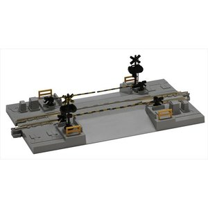 KATO Nゲージ ユニトラック 20-027 踏切線路#2 124mm|shoptakumi