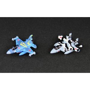 ピットロード▽マグネットプレーン 航空自衛隊機セット(6)[MDP06]【4986470017341】 shoptakumi