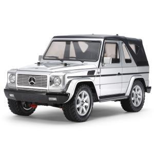 タミヤ 1/10 RCカー XB メルセデス・ベンツ G 320 カブリオ(MF-01 X) 57898 組立て完成済みフルセット|shoptakumi
