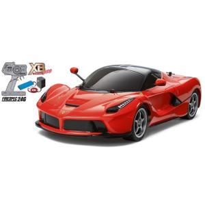タミヤ☆1/10 RCカー XB ラ フェラーリ(TT-02シャーシ) 57869 組立て完成済みフルセット|shoptakumi