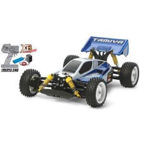 豪快なオフロード走行がたっぷり楽しめる、完成電動RC・4WDレーシングバギーです。ネオスコーチャーは...