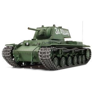 タミヤ 1/16 RCタンク ソビエト KV-1重戦車 フルオペレーションセット(プロポ付) 56027|shoptakumi