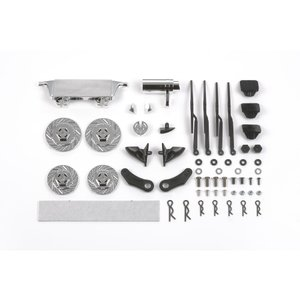 タミヤ OP.1139 1/10RC ツーリングカーボディ・アクセサリーパーツセット ITEM 54139|shoptakumi