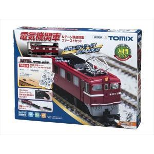 TOMIX Nゲージ ◇電気機関車Nゲージ鉄道模型ファーストセット 90096 shoptakumi