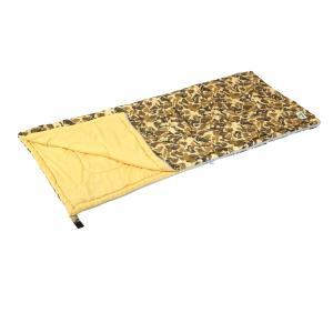キャプテンスタッグ◇キャンプアウト 封筒型シュラフ(寝袋)800(カモフラージュ)UB-20 shoptakumi